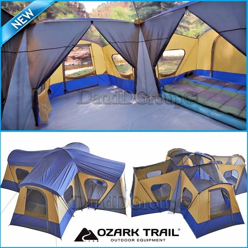 Ozark Trail Camping Tents Parts