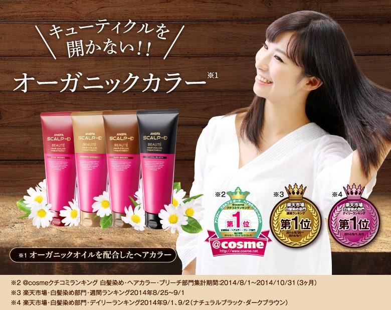 D Beaute Hair Color Treatment