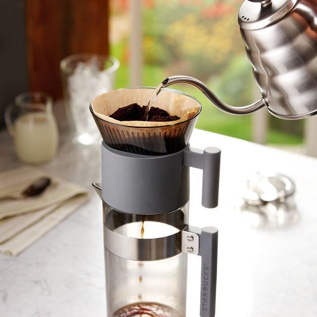Starbucks 174 Pour Over Iced Coffee Brewer