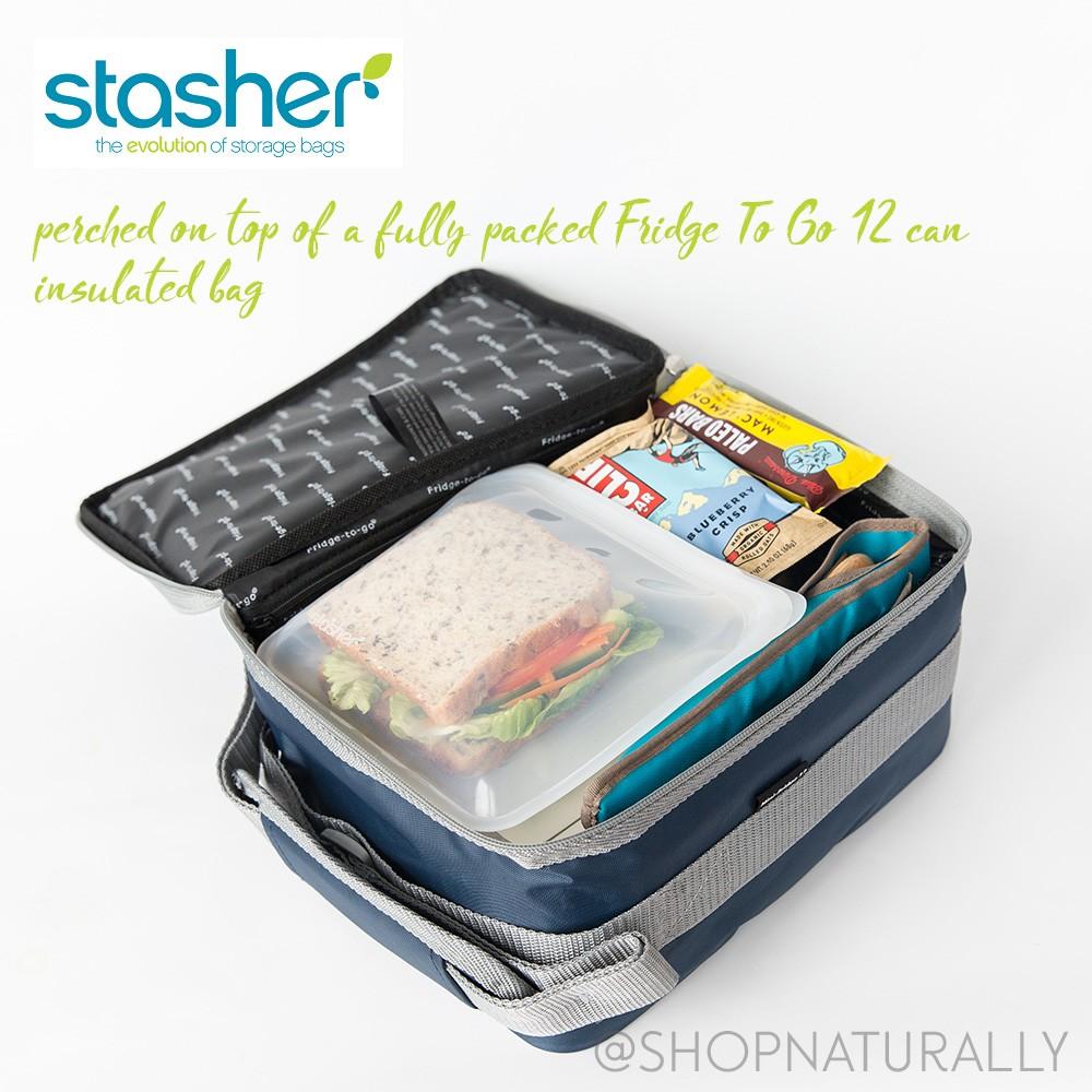 45944bac7cf82 Stasher Reusable Silicone Food Bag
