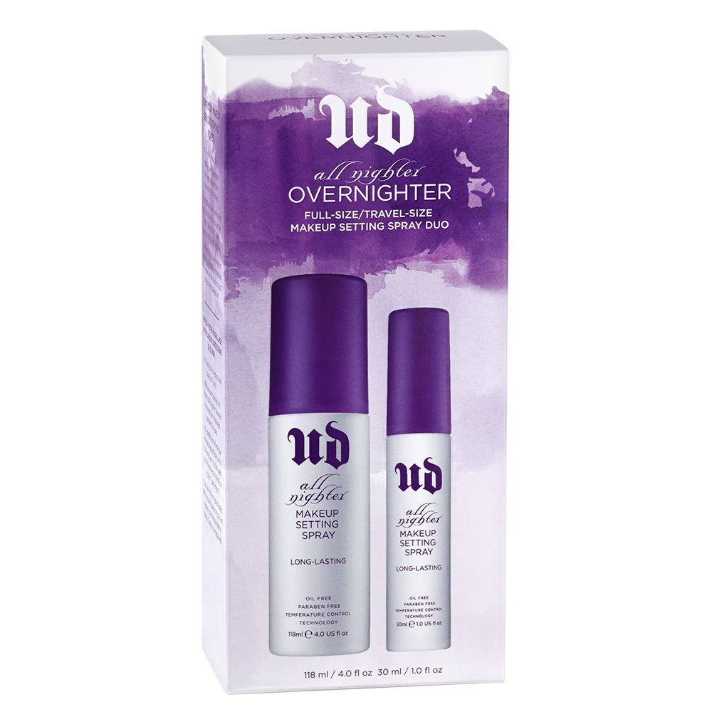 Urban decay all nighter setting spray new packaging ...