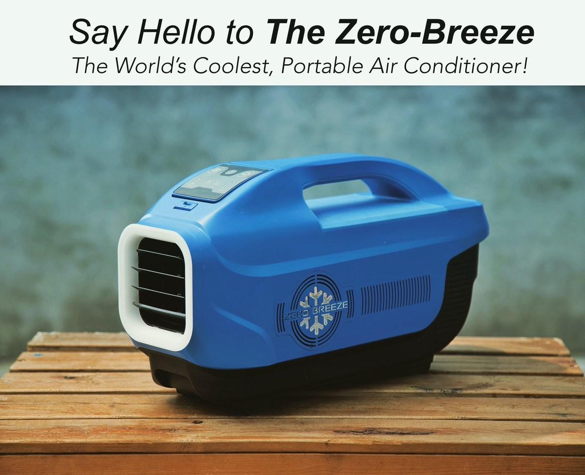 Zero Breeze Portable Ac Unit