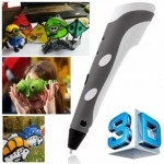 3D Arts Stereoscopic Drawing Pen