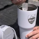 Airwirl Personal Cooling & Heating System