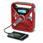 AMERICAN RED CROSS MULTI POWERED RADIO CHARGER