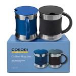 COSORI Coffee Mug Warmer N Mug Set