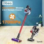 Dibea pro wireless vacuum cleaner