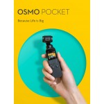 DJI Osmo Pocket Compact Smart Camera