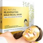 Doppeltree Gold Collagen Facial Masks