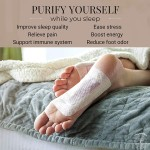 Doppeltree Premium All Natural Organic Foot Pads