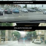 EyeDrive Holographic Car Assistant