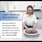 Garrnish Pesticide Purifier - Eat Clean
