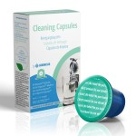 Gourmesso Cleaning Capsules for Nespresso Machines