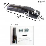 Hair vacuum sweeper - Electric hair clipper