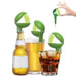 HeadLimes Clip-On Citrus Squeezer