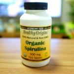Healthy Origins - Organic Spirulina