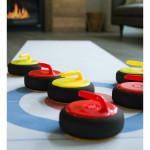 HearthSong Curling Zone Indoor Game