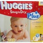 Huggies® Snug & Dry Plus