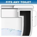 IllumiBowl Clip-On Toilet Night Light