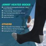 Jomst Electric Heated Socks