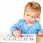 Kid O Alphabet Writing Magnatab