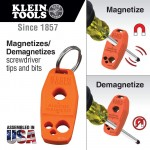 Klein Tools Magnetizer Demagnetizer MAG2