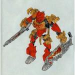 LEGO® BIONICLE® Tahu – Master of Fire