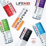 LIFEAID Functional Beverage Drinks