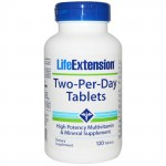 LifeExtension Two-Per-Day Tablets