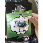 Line Cutterz Ring - Quick Fishing Line Cutter