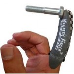 Magnetic Finger Pickup Tool Glove