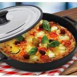 MasterPan Stovetop Oven Grill Pan