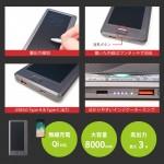 Memo Bat Qi Ry - Electronic Memo Pad Mobile Bank