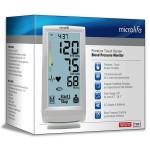 Microlife® Premium Touch Screen Blood Pressure Monitor