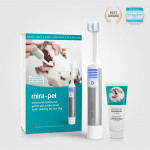Mira-Pet Ultrasound Toothbrush for Dogs