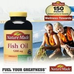NatureMade Fish Oil and Omega-3