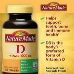 NatureMade Vitamin D