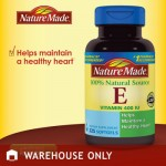NatureMade Vitamin E