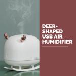 NineAroma - Sled deer humidifier