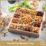 Nut Cravings Gourmet Nut Gift Basket