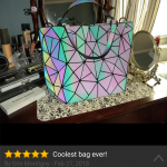 Obvie HotOne Geometric Bags