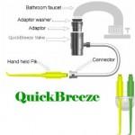 Oral Breeze - Dental Oral Irrigator