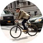 Park and Diamond - Foldable Bike Helmet