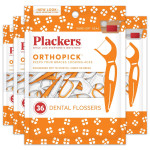 Plackers Orthopick Flossers