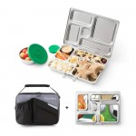 PlanetBox Rover Stainless Lunch Box