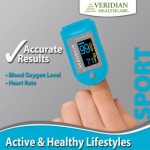 Pulse Oximeter by Veridian Healthcare®