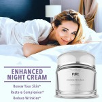Pure Biology Enhanced Night Cream