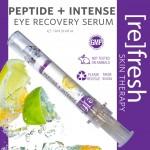Refresh Peptide + Intense Eye Recovery Serum