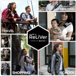 ReLiVer Mark II - Relieve Backpack Weight