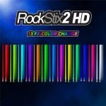 RockStix 2 Pro - Colour Change LED Light Up Drumsticks
